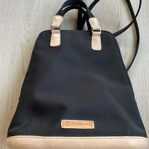 Liz Claiborne small backpack purse